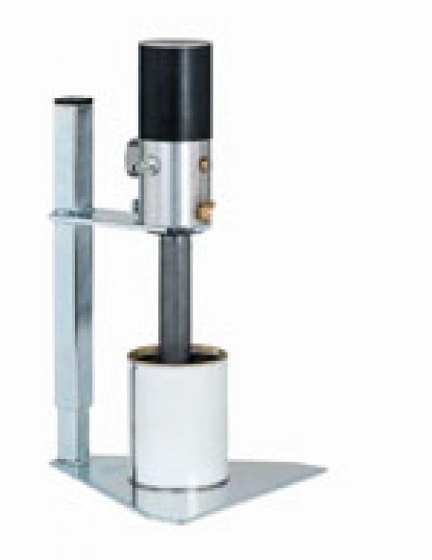 Pompy pneumatyczne- do małych pojemników