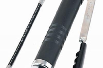 Smarownice ręczne dźwigniowe typu MURALT AXII