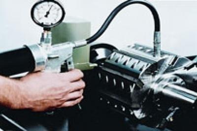 Hydrauliczne mocowanie narzędzi